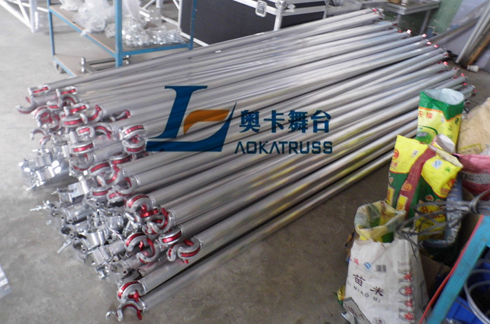 aluminum scaffold tie rod
