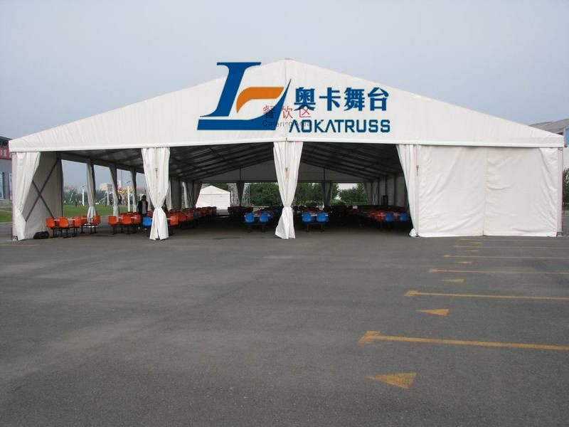 aluminum exhibition tent